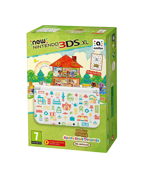 Animal Crossing: Happy Home Designer 3DS XL - Console pack by Nintendo The Chelsea Gamer