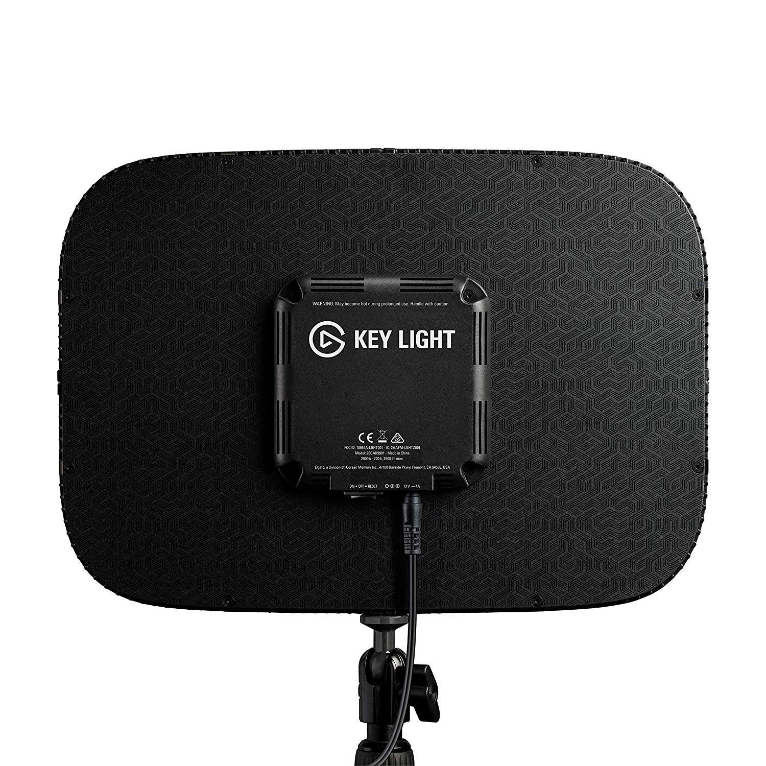 Elgato Key Light With Pole Mount