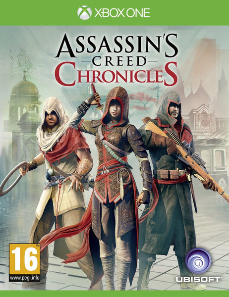 Assassins Creed Chronicles PS4 - Video Games by UBI Soft The Chelsea Gamer