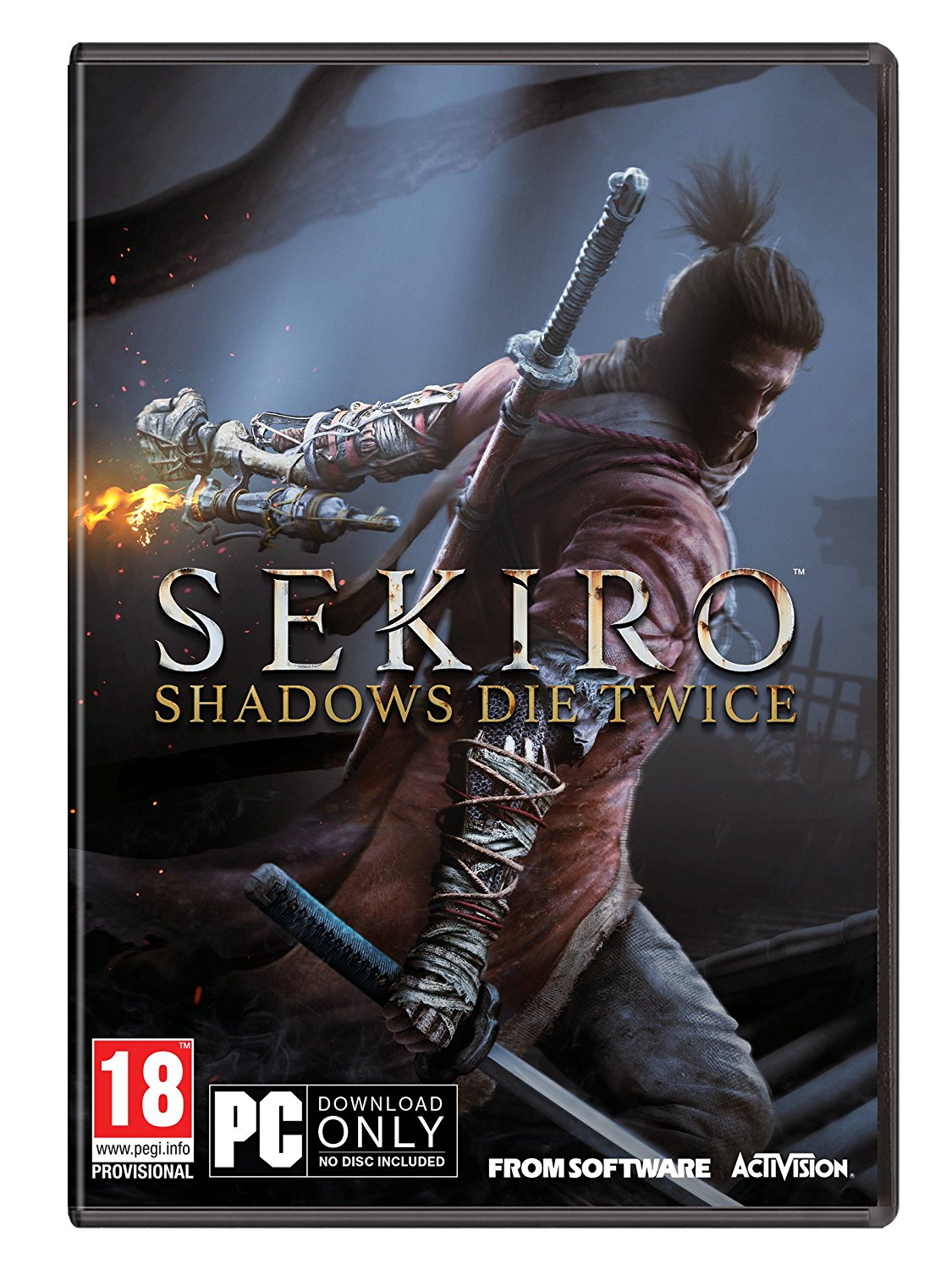 Sekiro - Shadows Die Twice