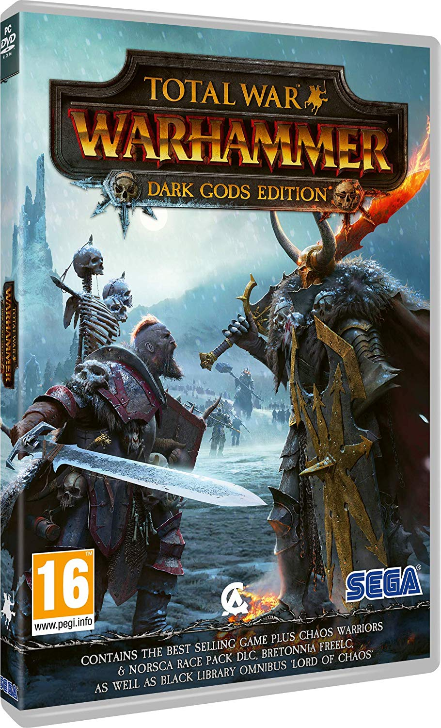 Total War Warhammer: Dark Gods Edition - PC