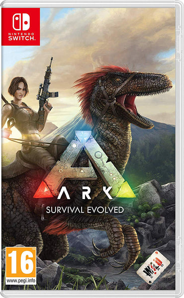 ARK Survival Evolved - Nintendo Switch - Video Games by Wildcard The Chelsea Gamer