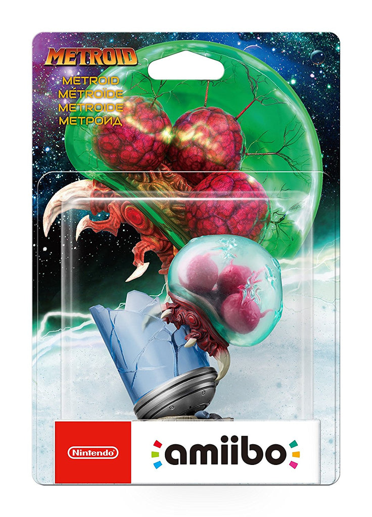 Amiibo Metroid - Video Games by Nintendo The Chelsea Gamer