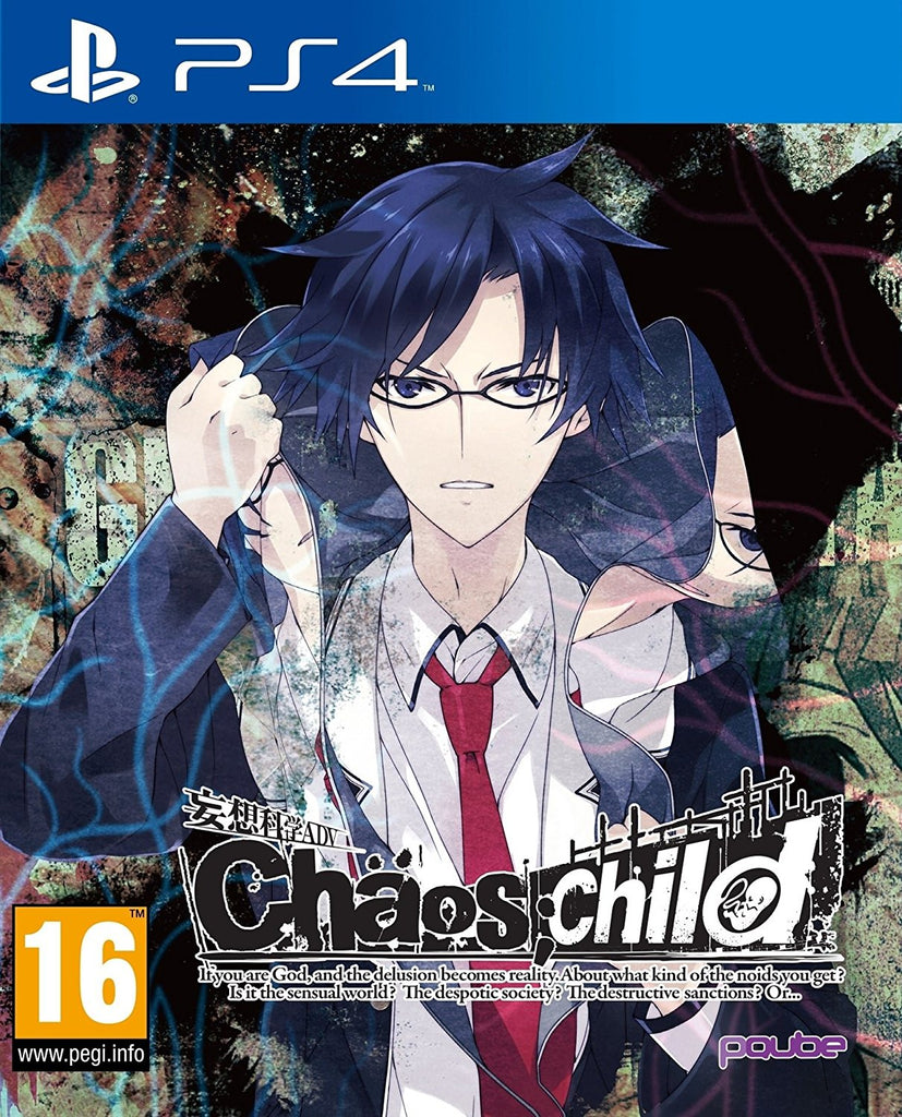 Chaos Child - PlayStation 4 - Video Games by pqube The Chelsea Gamer
