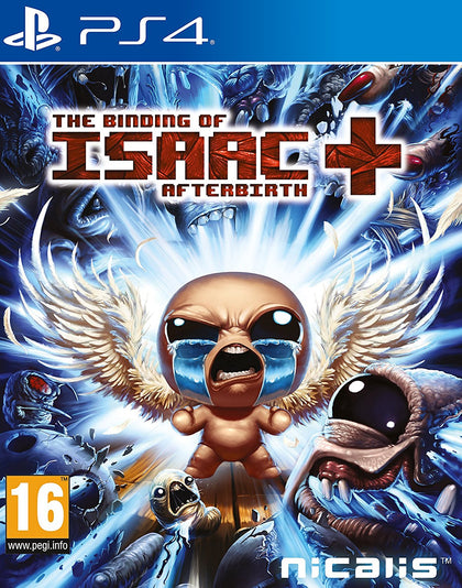The Binding of Isaac: Afterbirth+ - PS4