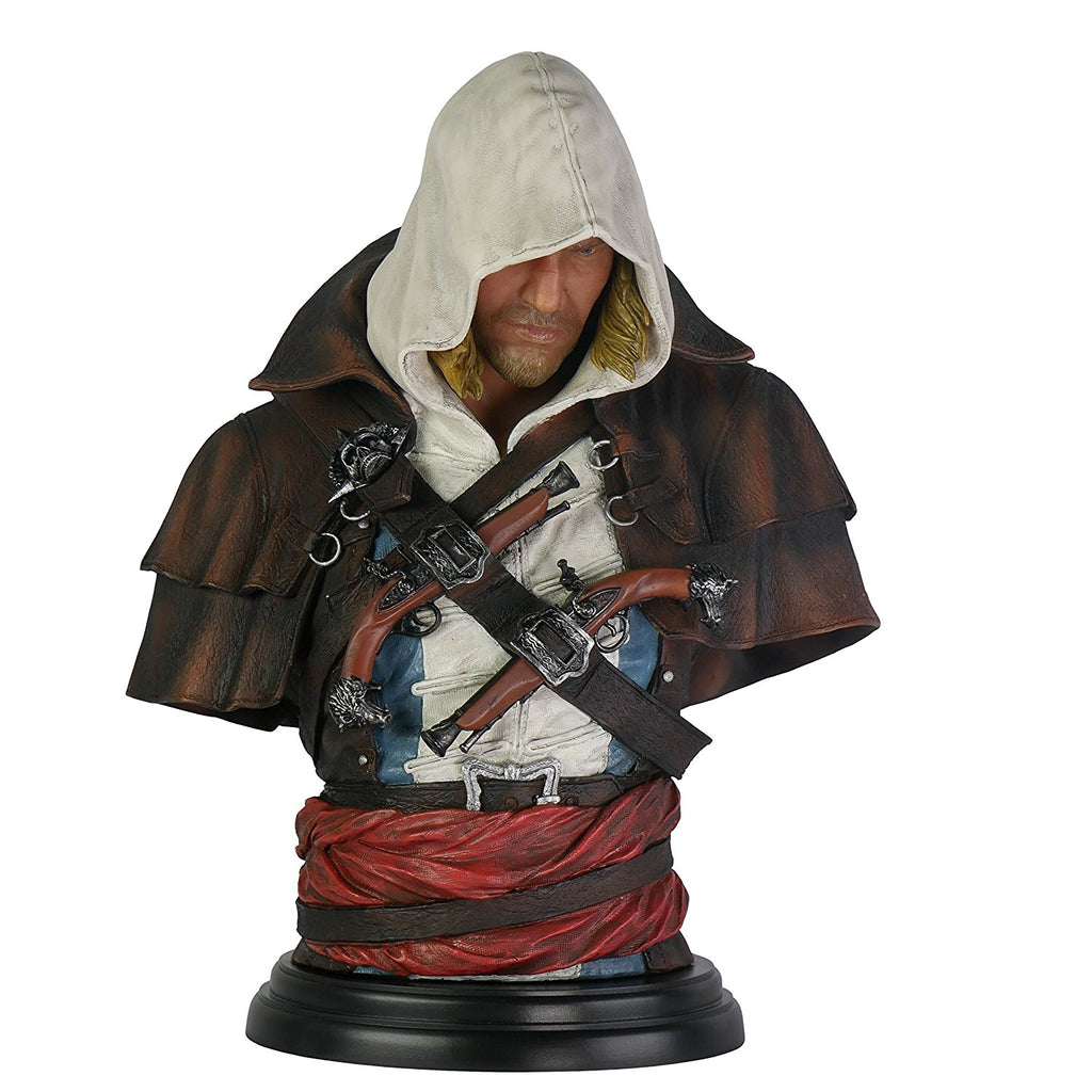Assassin's Creed Legacy Collection: Edward Kenway Bust - merchandise by UBI Soft The Chelsea Gamer