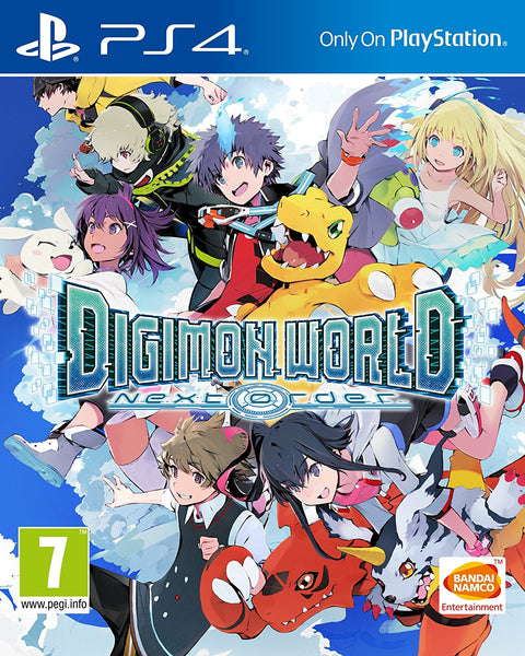 Digimon World: Next Order (PS4) - Video Games by Bandai Namco Entertainment The Chelsea Gamer