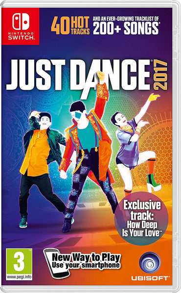 Just Dance 17 - Nintendo Switch