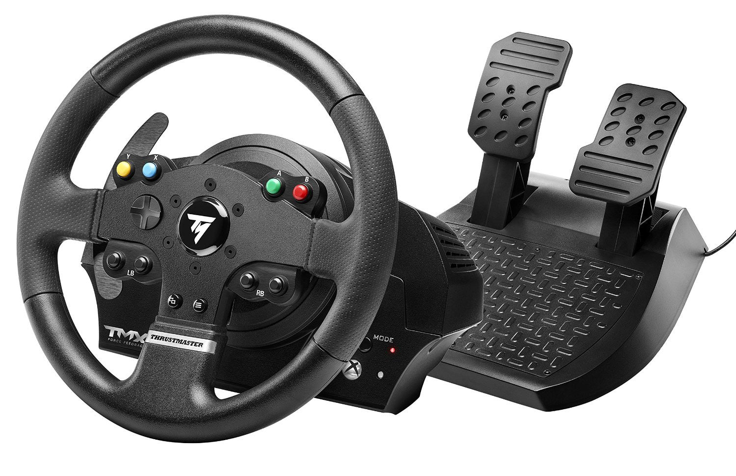 Thrustmaster TMX Force Feedback Racing Wheel (Xbox One) - Console Accessories by Thrustmaster The Chelsea Gamer