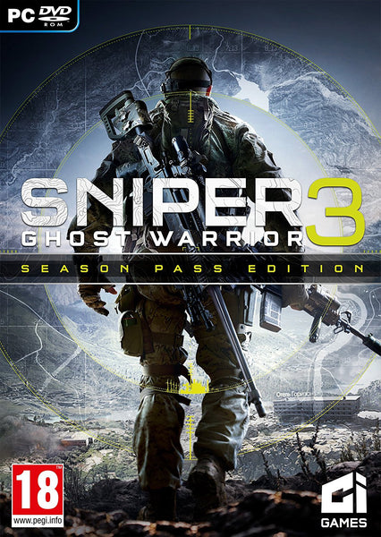 Sniper: Ghost Warrior 3 Season Pass Edition - PC - Video Games by City Interactive Games The Chelsea Gamer