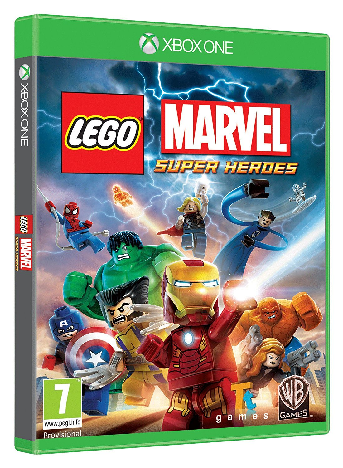 Lego Marvel Super Heroes - Xbox One
