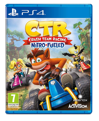 Crash™ Team Racing Nitro-Fueled - Video Games by ACTIVISION The Chelsea Gamer
