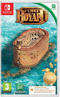 Fort Boyard - Nintendo Switch - CIAB