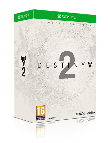 Destiny 2 Limited Edition - Xbox One - Video Games by ACTIVISION The Chelsea Gamer