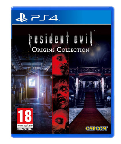 Resident Evil Origins Collection - Video Games by Capcom The Chelsea Gamer