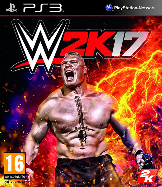 WWE 2K17 - PS3 - Video Games by 2K Games The Chelsea Gamer