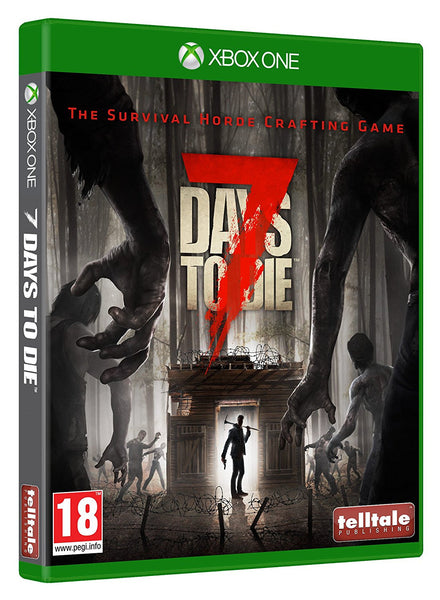 7 Days to Die Xbox One - Video Games by Telltale Games The Chelsea Gamer
