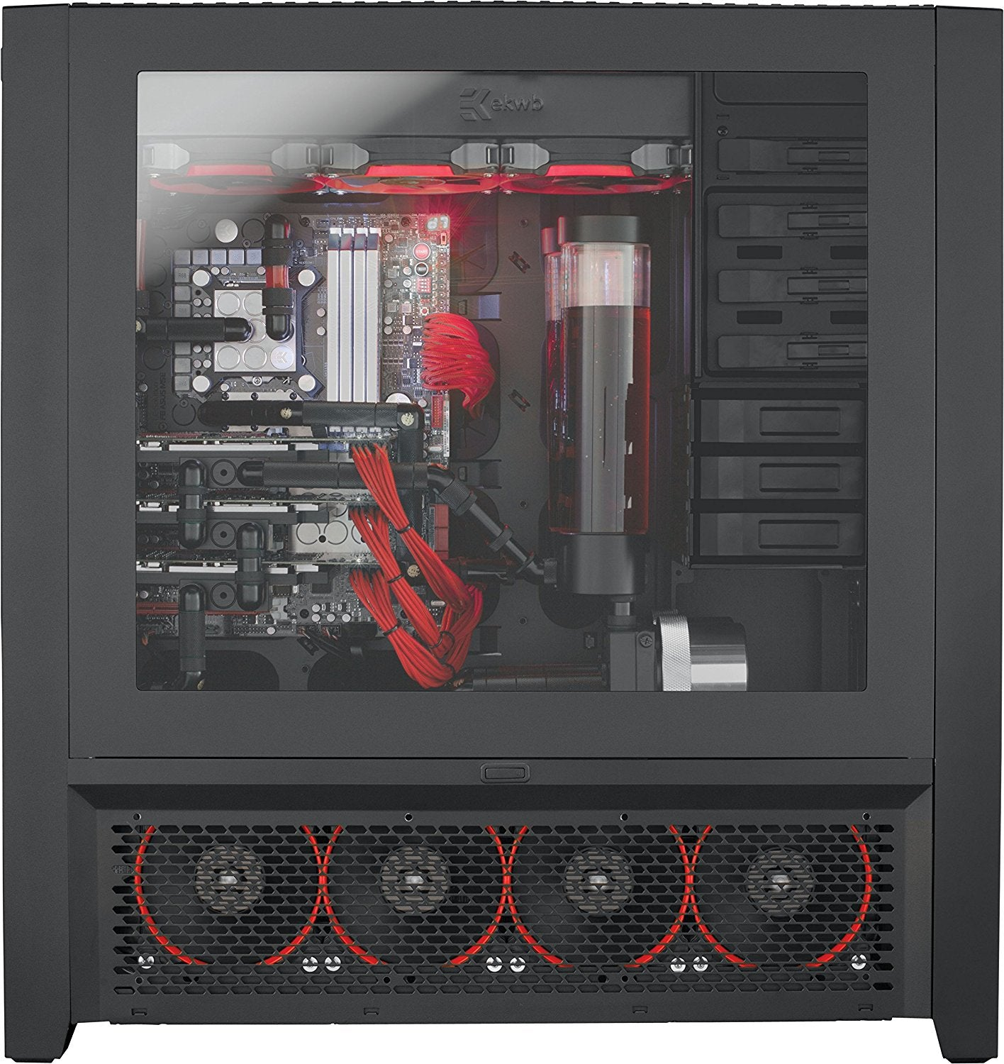 Corsair Obsidian Series® 900D Super Tower Case - Core Components by Corsair The Chelsea Gamer