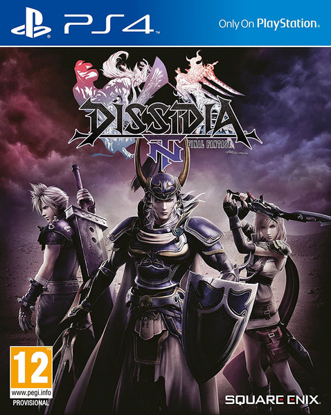 Dissidia Final Fantasy NT - PS4 - Video Games by Square Enix The Chelsea Gamer