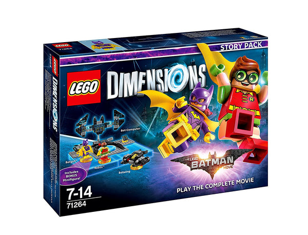 LEGO® Dimensions: Batman Movie Story Pack - Toy by Warner Bros. Interactive Entertainment The Chelsea Gamer