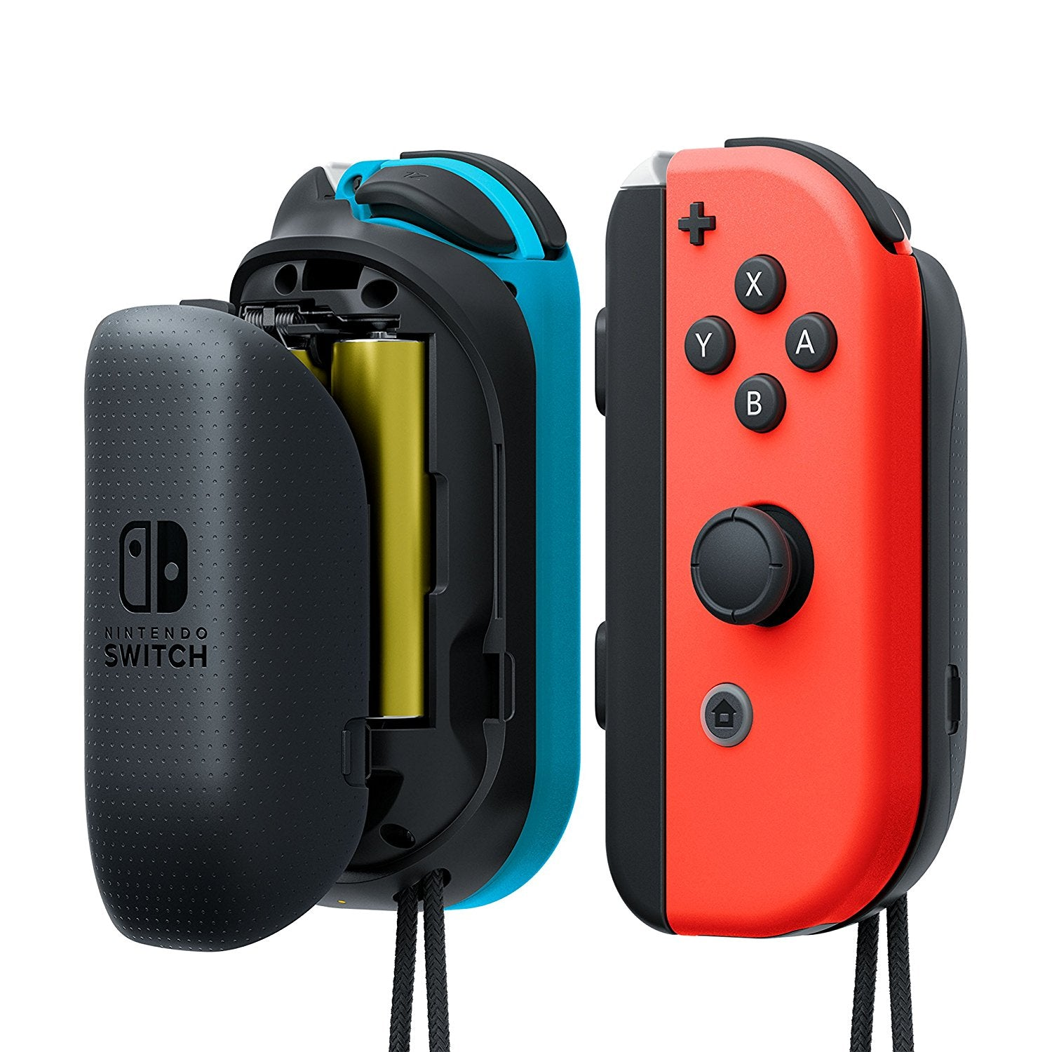 Joy Con AA Battery Pack Pair