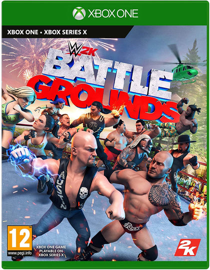 WWE Battlegrounds - Xbox One / Series X