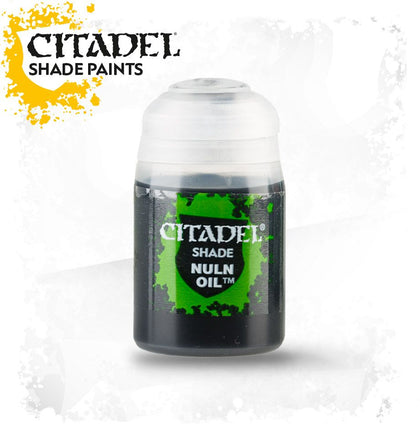 Citadel - Nuln Oil - Shade Paint - Model Play by Games Workshop The Chelsea Gamer