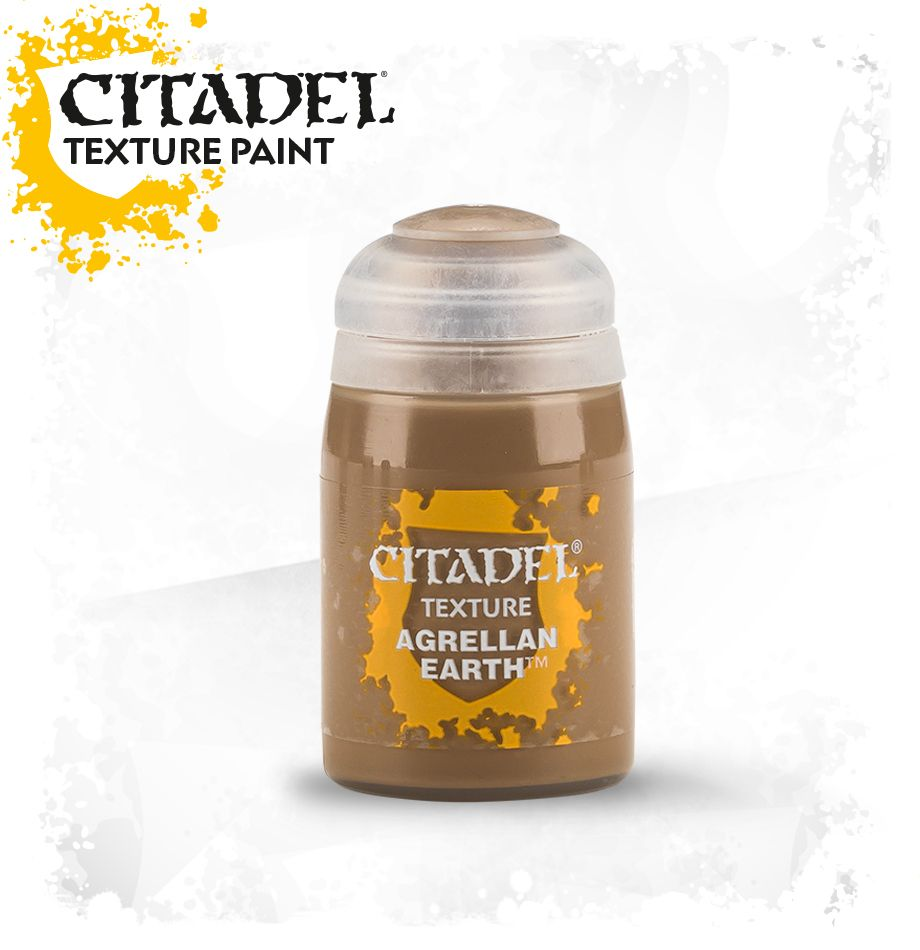 Citadel - Agrellan Earth - Texture Paint