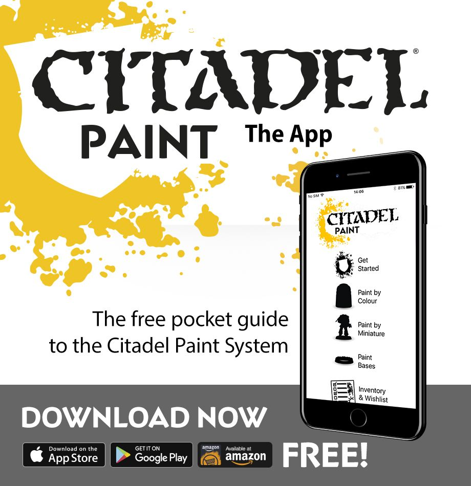 CITADEL Chaos Black Spray