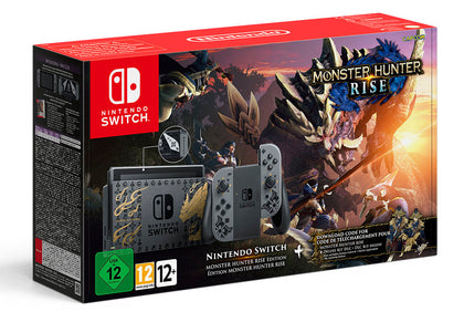 Nintendo Switch: Monster Hunter Rise Edition