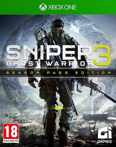 Sniper: Ghost Warrior 3 Season Pass Edition - Xbox One - Video Games by City Interactive Games The Chelsea Gamer