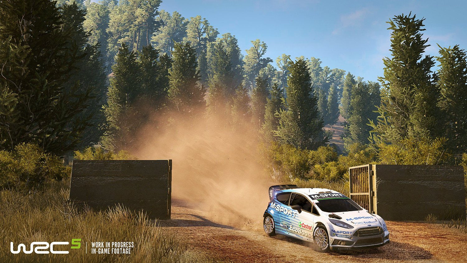 WRC 5 - Xbox One - Video Games by UBI Soft The Chelsea Gamer
