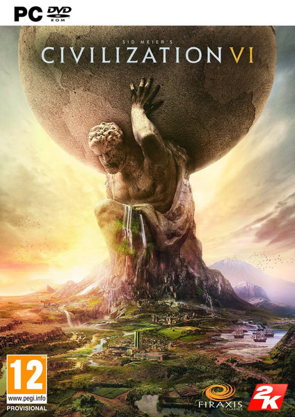 Civilization VI (PC CD) - Video Games by 2K Games The Chelsea Gamer