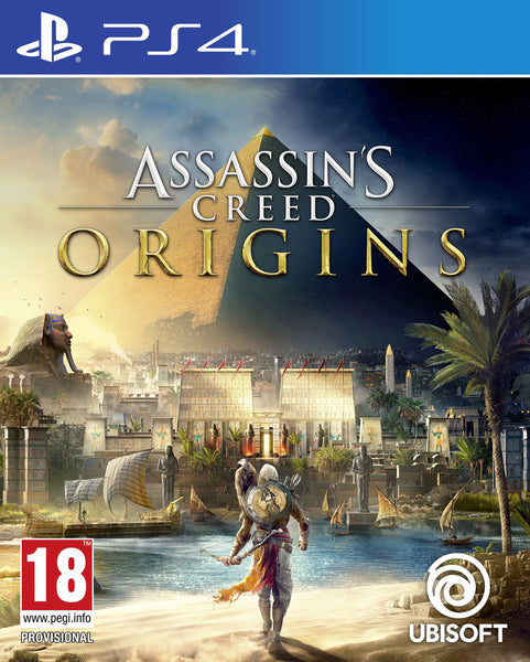 Assassin's Creed® Origins - PS4 - Video Games by UBI Soft The Chelsea Gamer