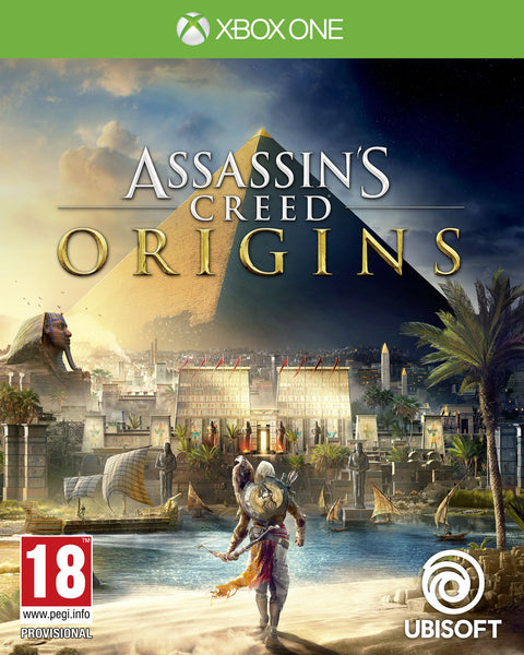 Assassin's Creed® Origins - Xbox One - Video Games by UBI Soft The Chelsea Gamer