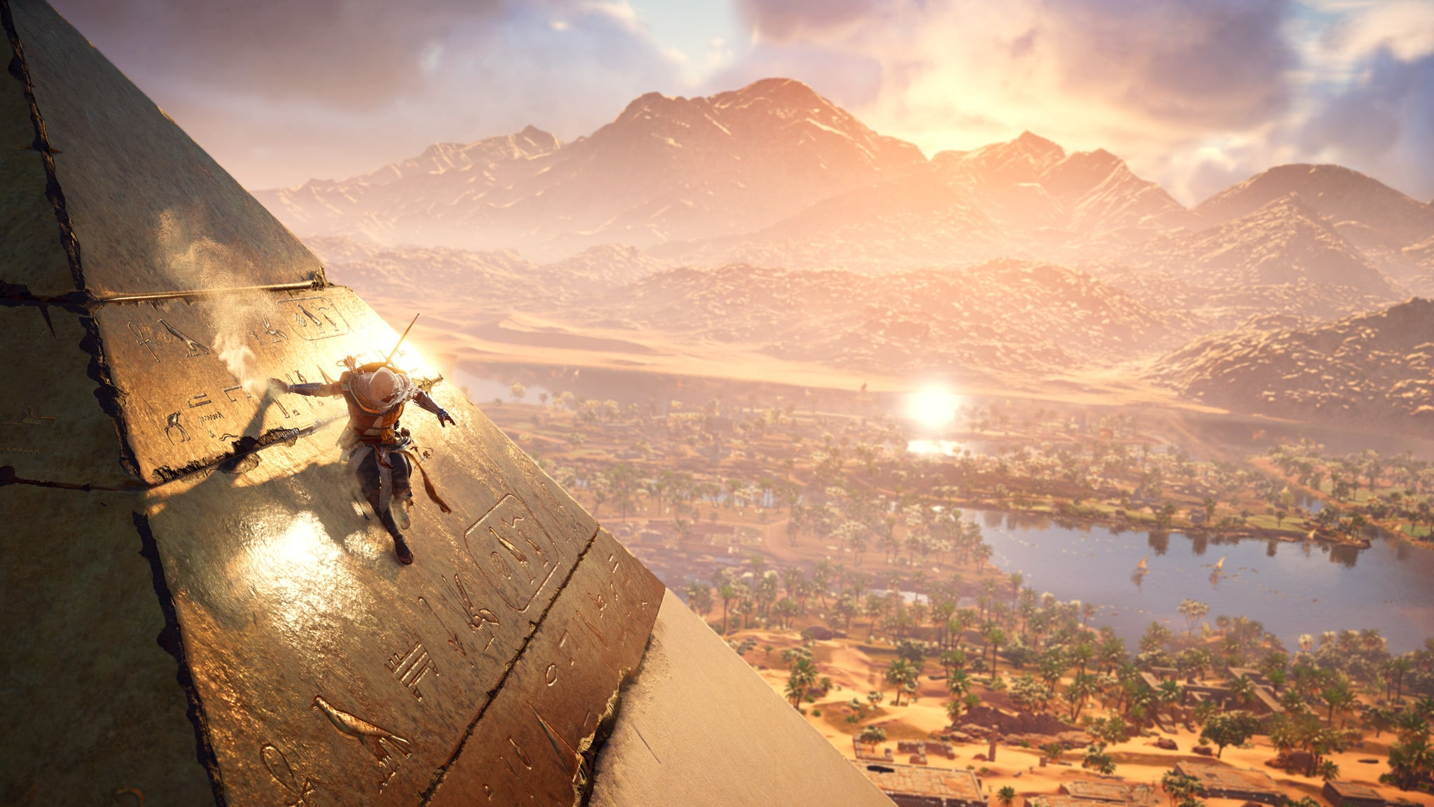 Assassin's Creed® Origins - Gold Edition - Xbox One