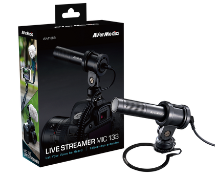AverMedia Live Streamer MIC - Core Components by AverMedia The Chelsea Gamer