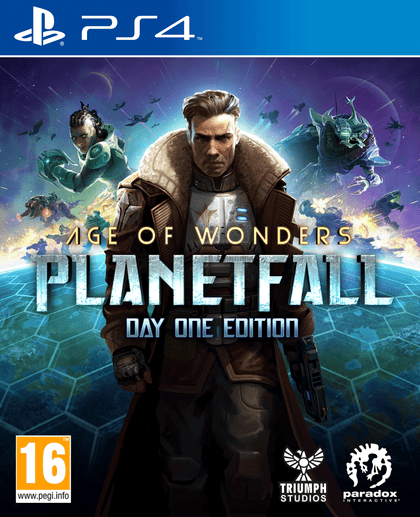 Age of Wonders: Planetfall - Video Games by Pardox The Chelsea Gamer