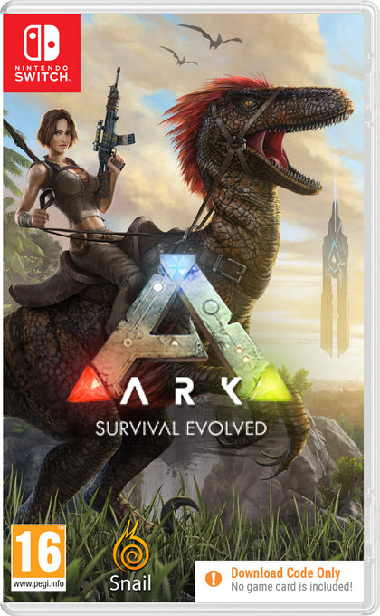 ARK Survival Evolved - Nintendo Switch