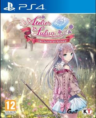 Atelier Lulua: The Scion Of Arland - Video Games by Koei Tecmo Europe The Chelsea Gamer