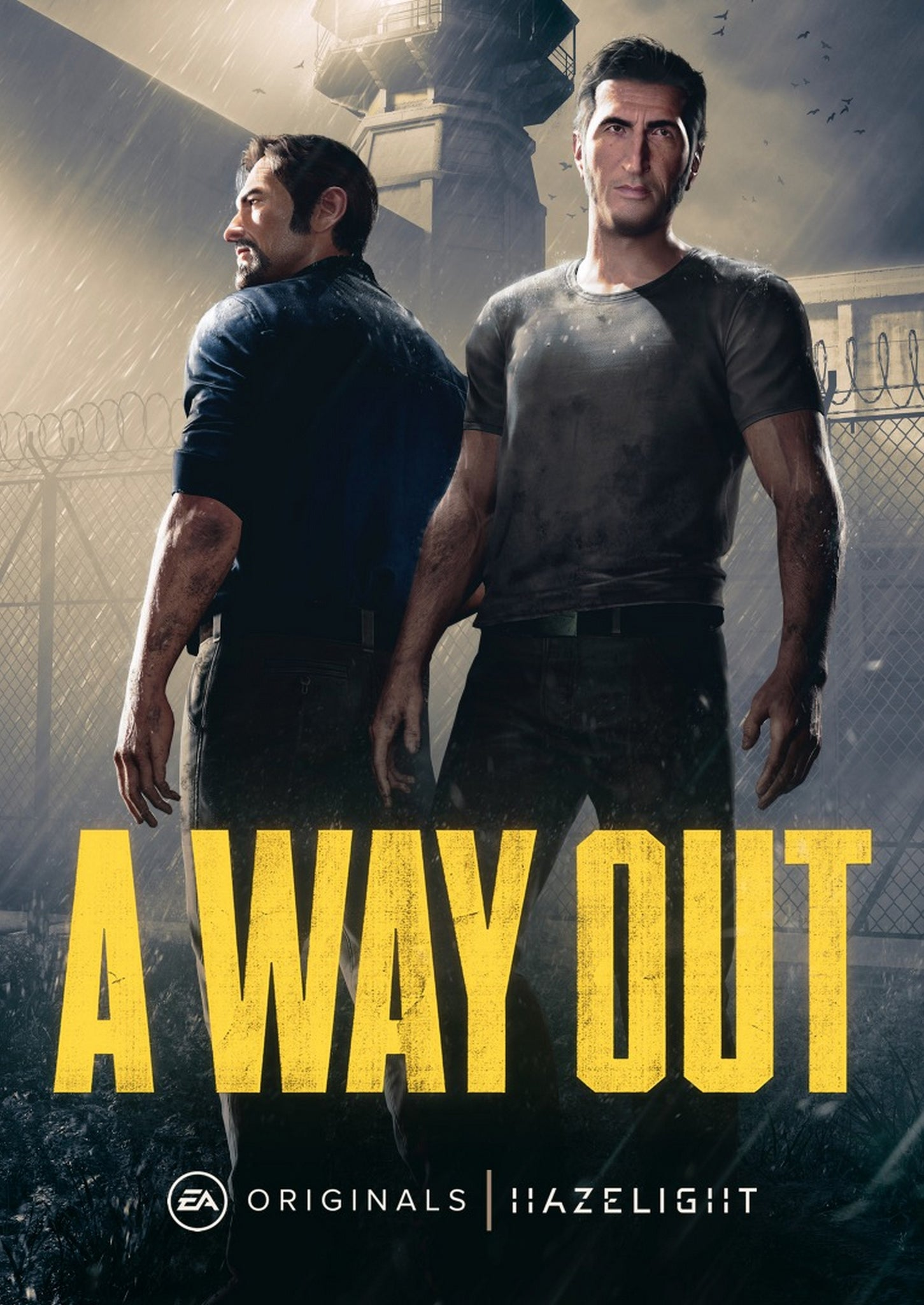 A Way Out - Video Games by Electronic Arts The Chelsea Gamer