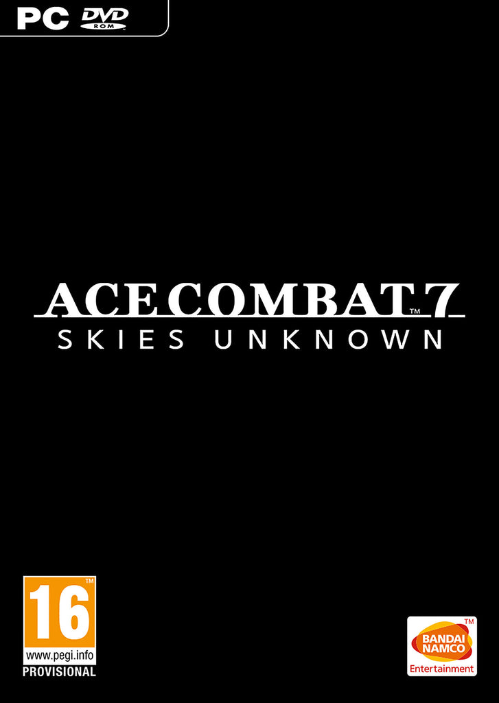Ace Combat 7 Skies - PC - Video Games by Bandai Namco Entertainment The Chelsea Gamer