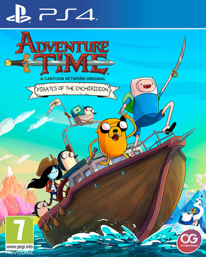 Adventure Time: Pirates of the Enchiridion - Video Games by Bandai Namco Entertainment The Chelsea Gamer