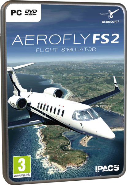 Aerofly FS 2 - PC - Video Games by Aerosoft The Chelsea Gamer