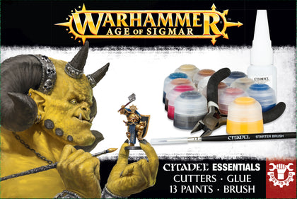 Warhammer Age of Sigmar: Citadel Essentials