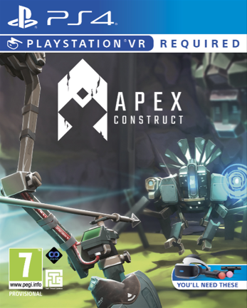 Apex Construct - PlayStation VR - Video Games by Perpetual Europe The Chelsea Gamer