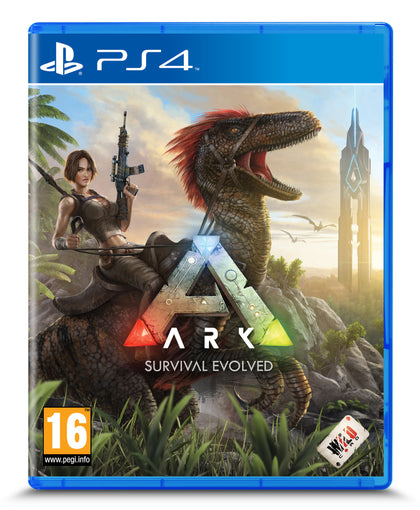 ARK: Survival Evolved - PS4 - Video Games by Wildcard The Chelsea Gamer