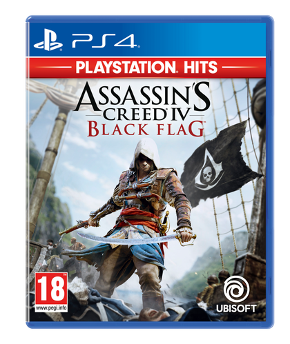 Assassin's Creed 4 Black Flag - PlayStation Hits - Video Games by UBI Soft The Chelsea Gamer