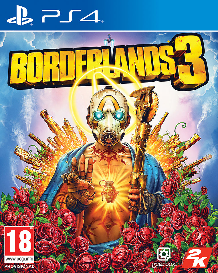 Borderlands 3 - Video Games by Take 2 The Chelsea Gamer