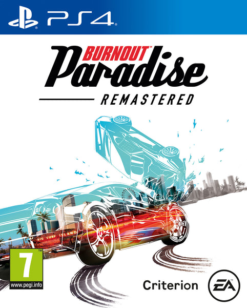 Burnout Paradise Remastered - Video Games by Electronic Arts The Chelsea Gamer